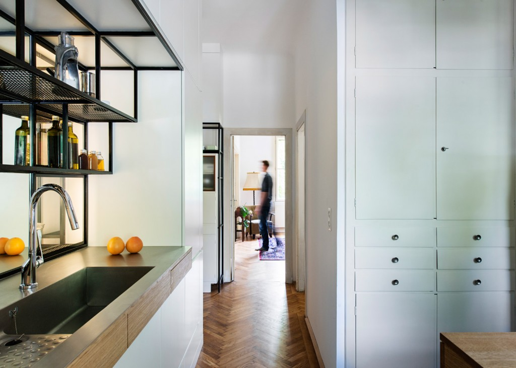 1930s renovated apartment in vienna 4 1024x731 1930s Renovated Apartment In Vienna