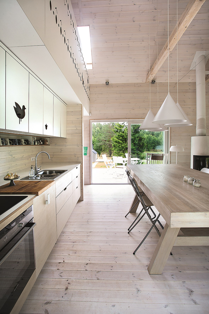 hunting house surrounded by woods in lithuania 14 Hunting House Surrounded By Woods In Lithuania