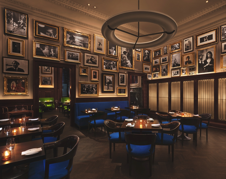 iconic londons club groucho gets a renovation 1 Iconic Londons Club Groucho Gets A Renovation