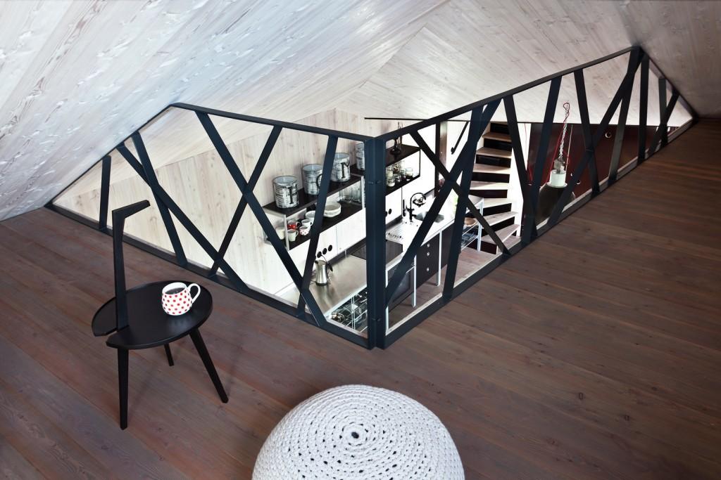 low energy wooden house zilvar in eastern bohemia 2 1024x683 Low Energy Wooden House Zilvar In Eastern Bohemia
