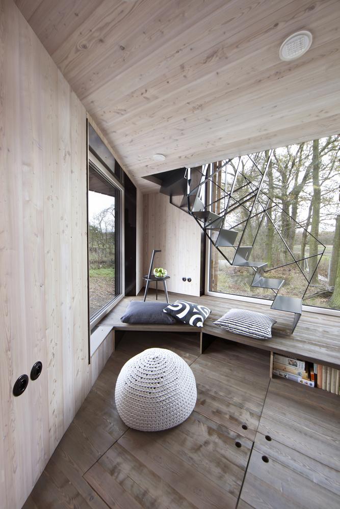low energy wooden house zilvar in eastern bohemia 3 Low Energy Wooden House Zilvar In Eastern Bohemia