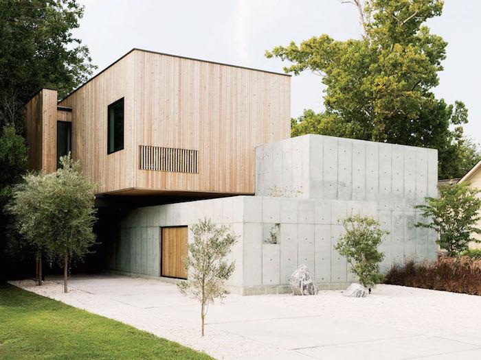 minimal concrete house by robertson design studio 1 Minimal Concrete House By Robertson Design Studio