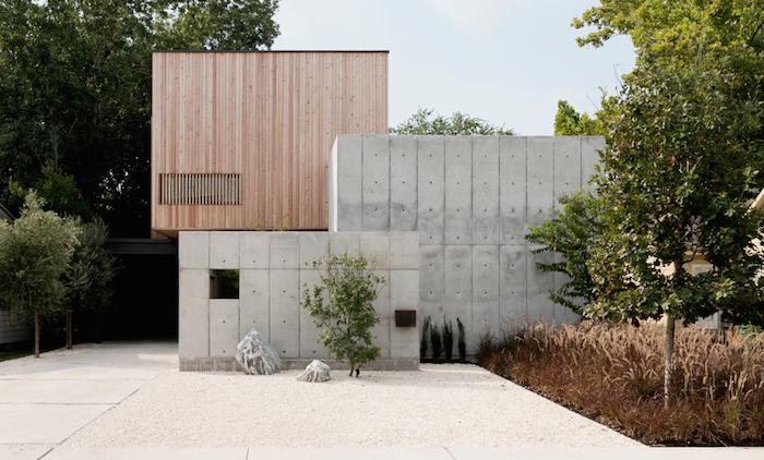 minimal concrete house by robertson design studio 2 Minimal Concrete House By Robertson Design Studio