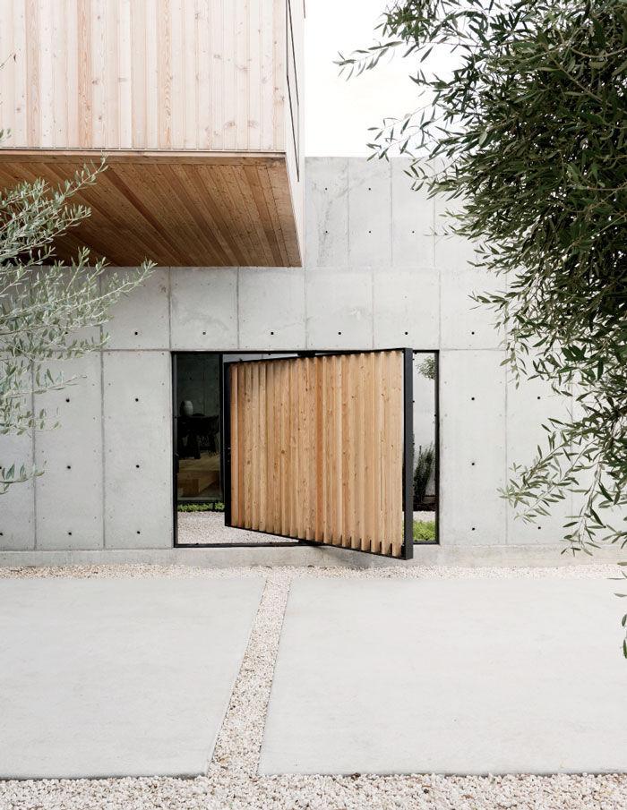 minimal concrete house by robertson design studio 3 Minimal Concrete House By Robertson Design Studio