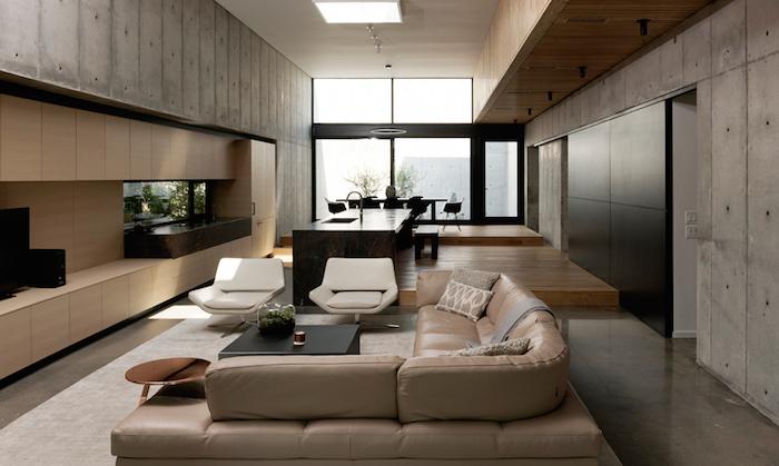 minimal concrete house by robertson design studio 8 Minimal Concrete House By Robertson Design Studio