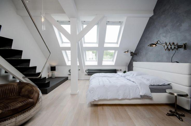 oooox apartment loft 13 Industrial Modern Loft Apartment