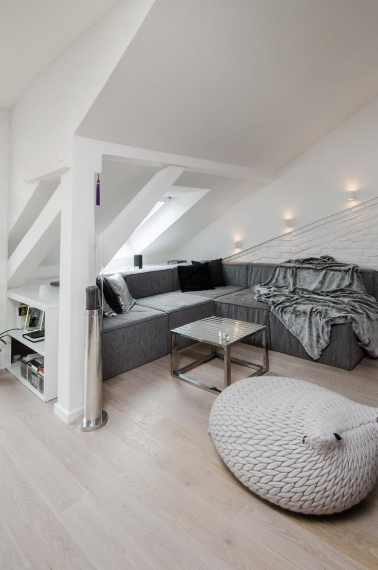 oooox apartment loft 8 Industrial Modern Loft Apartment