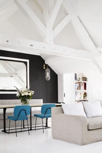 Parisian Duplex by Sarah Lavoine