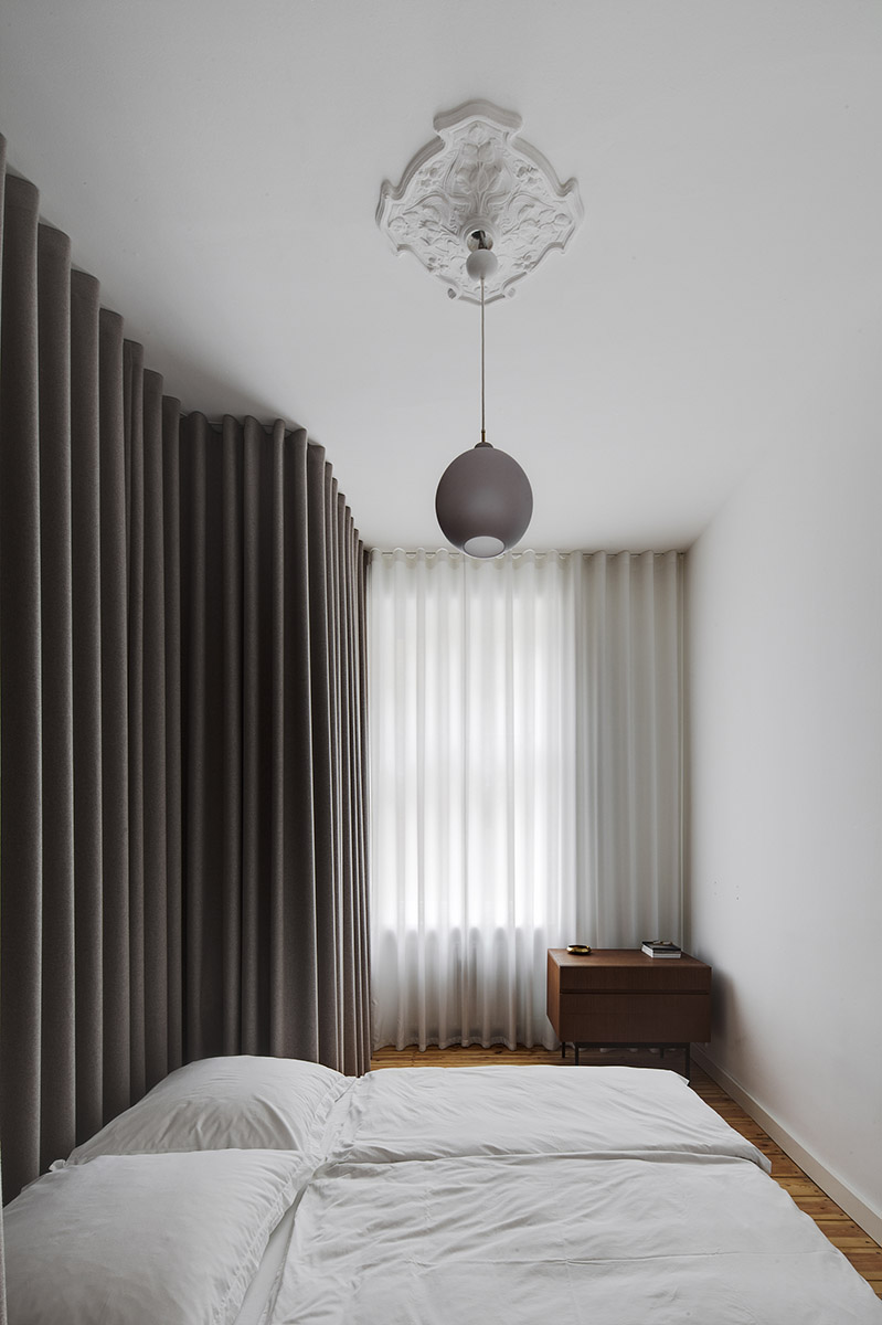 subtle apartment in berlin renovated by atheorem architects 6 Subtle Apartment In Berlin Renovated By Atheorem Architects