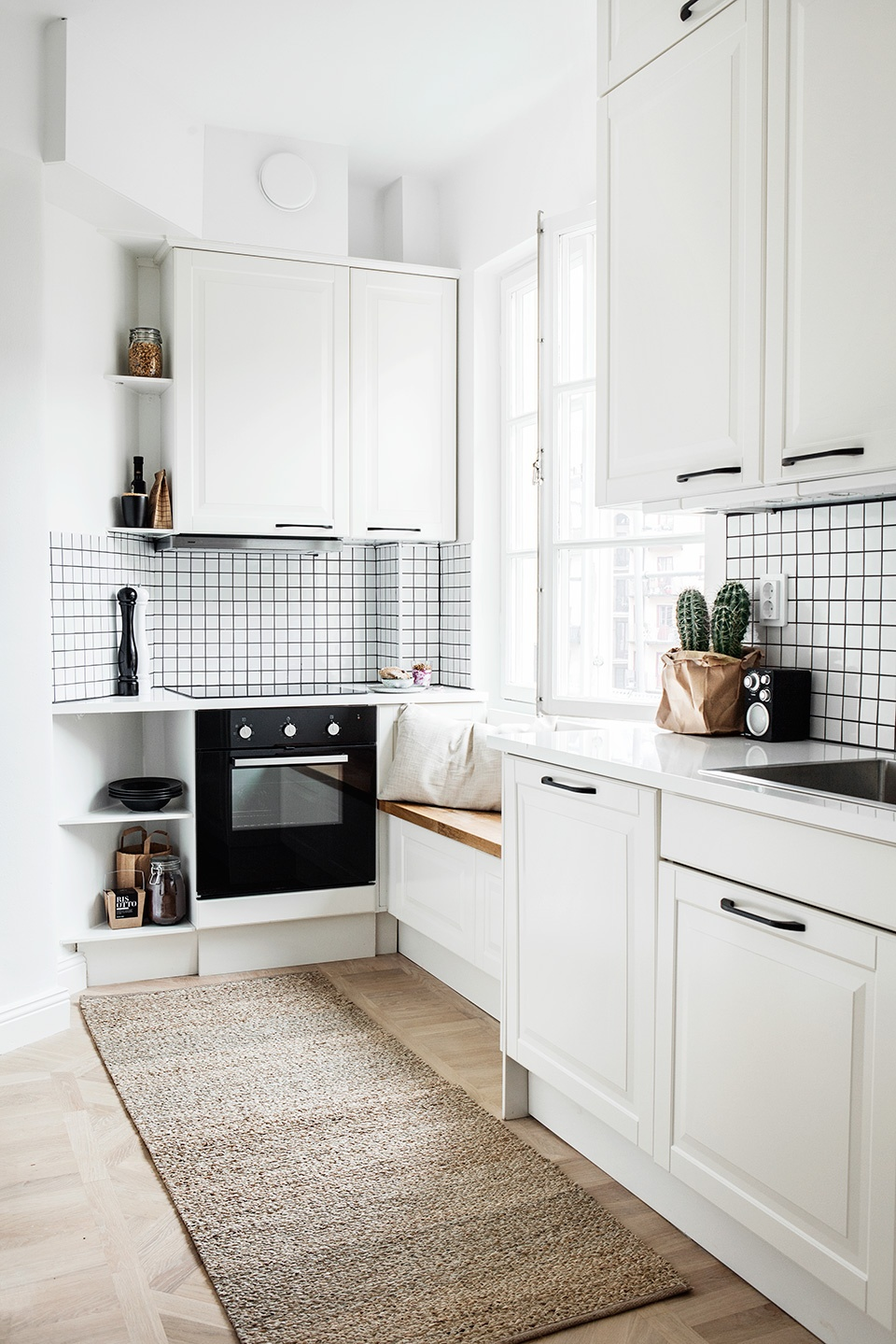 white minimal nordic 3 Simply Scandinavian and Cozy