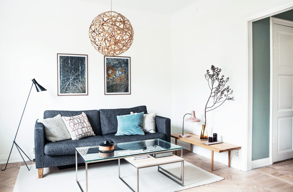 white minimal nordic 6 1024x670 Coffee Table: How To Choose One According To Your Interior Design