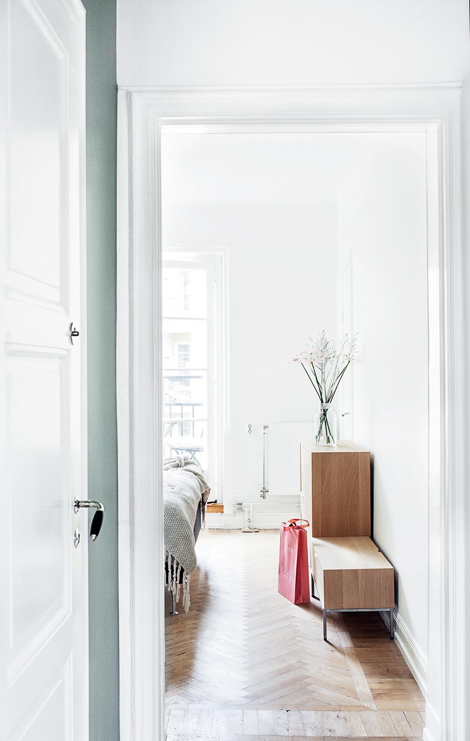 white minimal nordic 9 Simply Scandinavian and Cozy