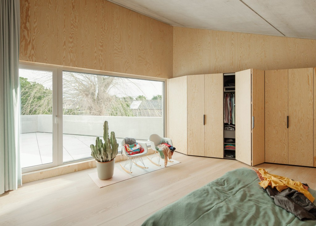 concrete house by ism architecten 7 1024x731 Concrete House By ISM Architecten