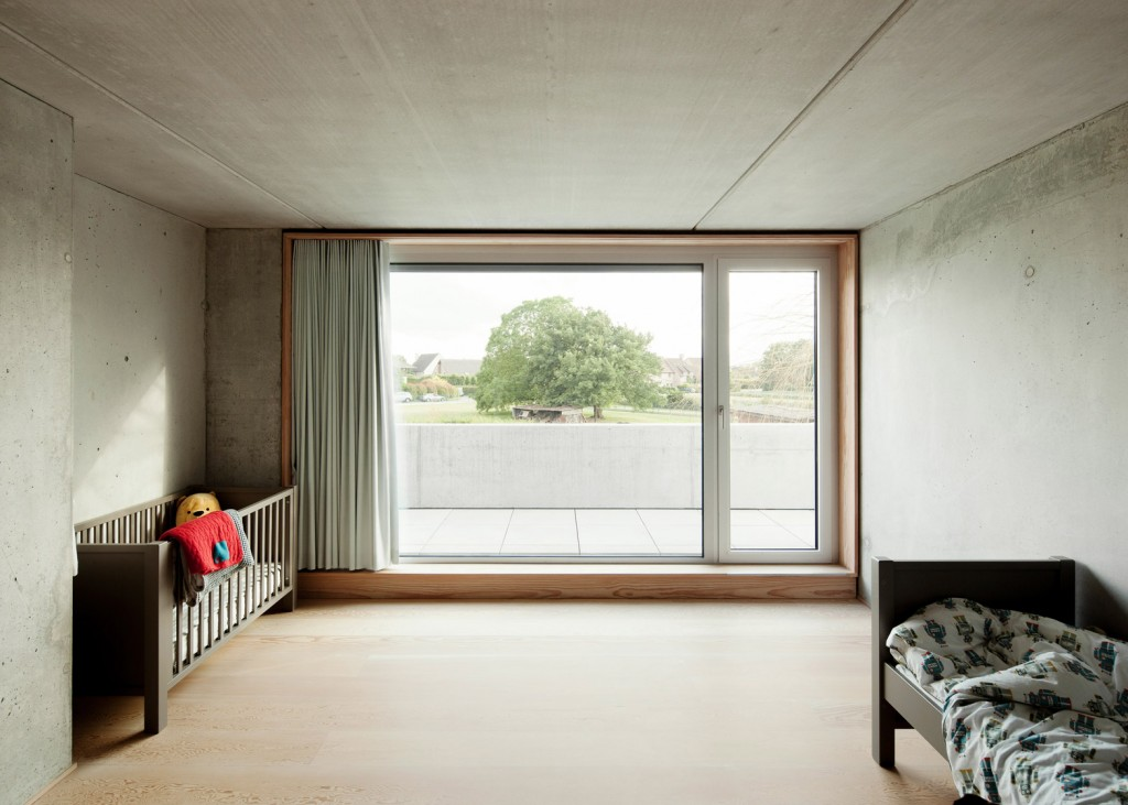 concrete house by ism architecten 8 1024x731 Concrete House By ISM Architecten