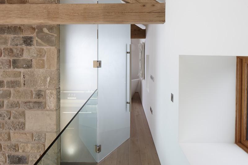 design rehabilitation 14 Barn Turned into Contemporary Home