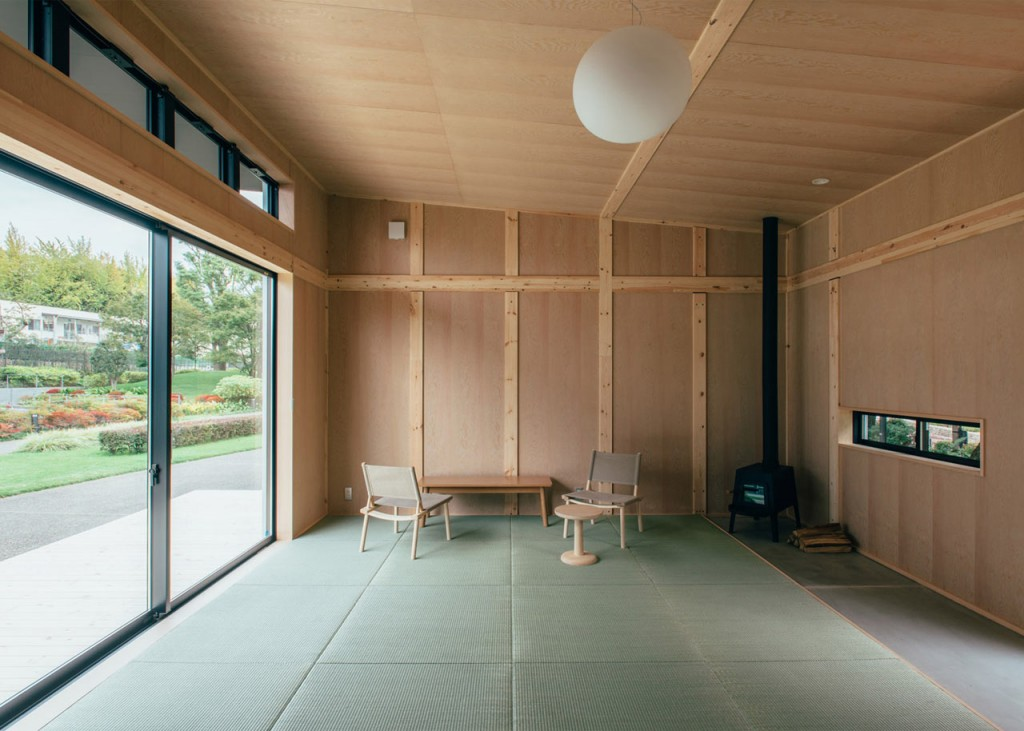 hut by jasper morrison 2 1024x731 Sustainable Prefab Huts By Muji