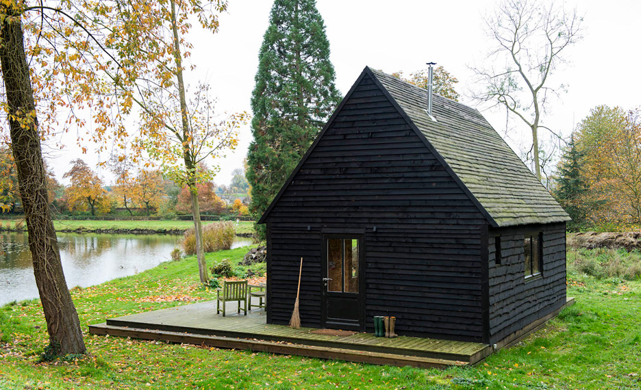 magical house on the lake in belgium 9 Your Getaway Place   A Magical House On The Lake In Belgium
