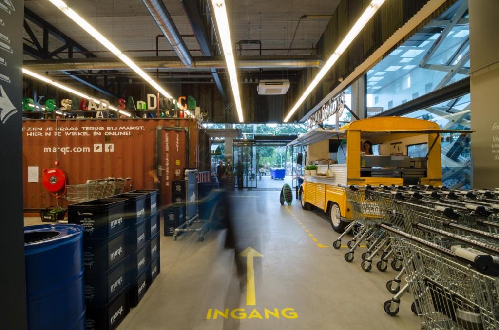 marqtgelderlandplein standardarchitect 24 1024x678 Marqt Supermarket In Amsterdam By Standard Studio