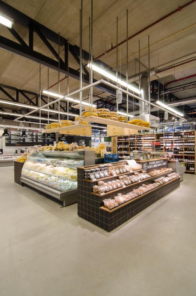 marqtgelderlandplein standardarchitect 51 678x1024 Marqt Supermarket In Amsterdam By Standard Studio