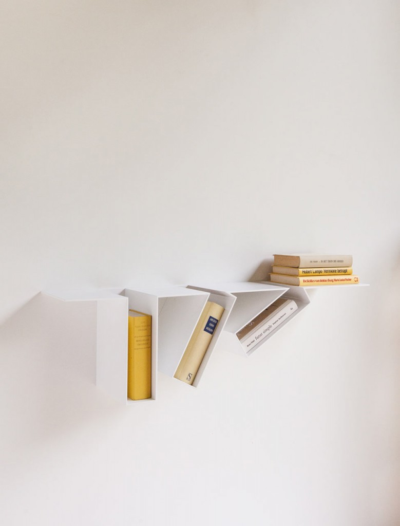 oblique bookshelf by filip janssens 8 779x1024 Oblique Bookshelf By Filip Janssens