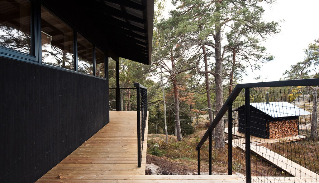 a place that you would never wish to leave wooden cottage in the swedish archipelago 17 1024x589 A Place That You Would Never Wish To Leave   Wooden Cottage In The Swedish Archipelago