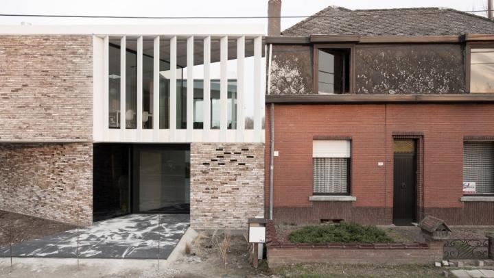 graux baeyens house k 1 House K by Graux and Baeyens Architects
