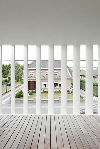 graux baeyens house k 11 House K by Graux and Baeyens Architects