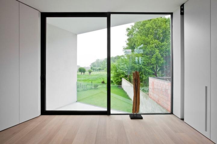 graux baeyens house k 14 House K by Graux and Baeyens Architects