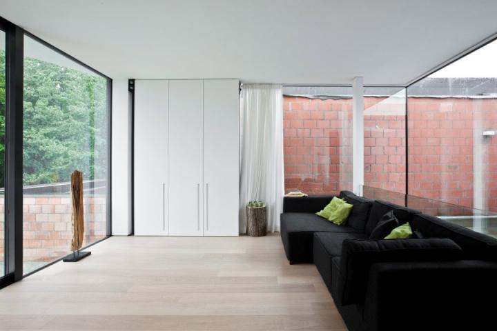 graux baeyens house k 15 House K by Graux and Baeyens Architects