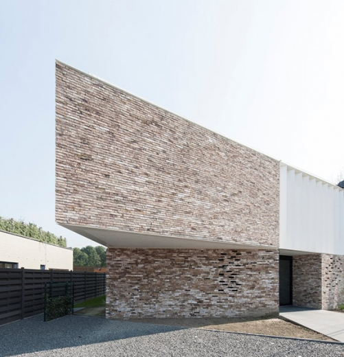 graux baeyens house k 20 House K by Graux and Baeyens Architects
