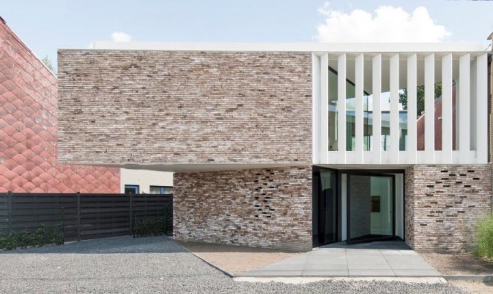 graux baeyens house k 9 House K by Graux and Baeyens Architects