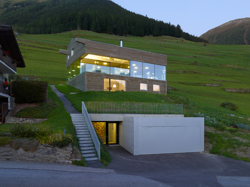house in the swiss alps by savioz fabrizzi architects 6 4 Tips for Keeping Your Garage Clean All Year Round