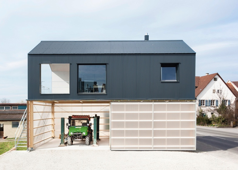 house unimog in tuebingen by fabian evers and wezel architektur 5 How You Should Go About Building Your New House