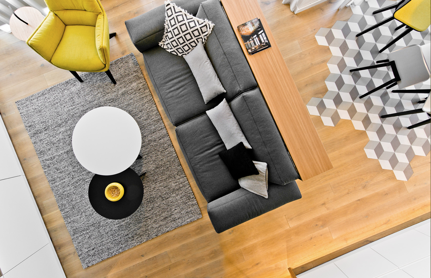inarch apartment vilnius3 Apartments in Vilnius by Inarch