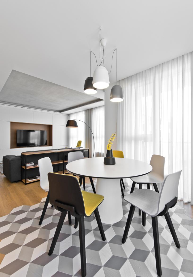 inarch apartment vilnius4 Apartments in Vilnius by Inarch