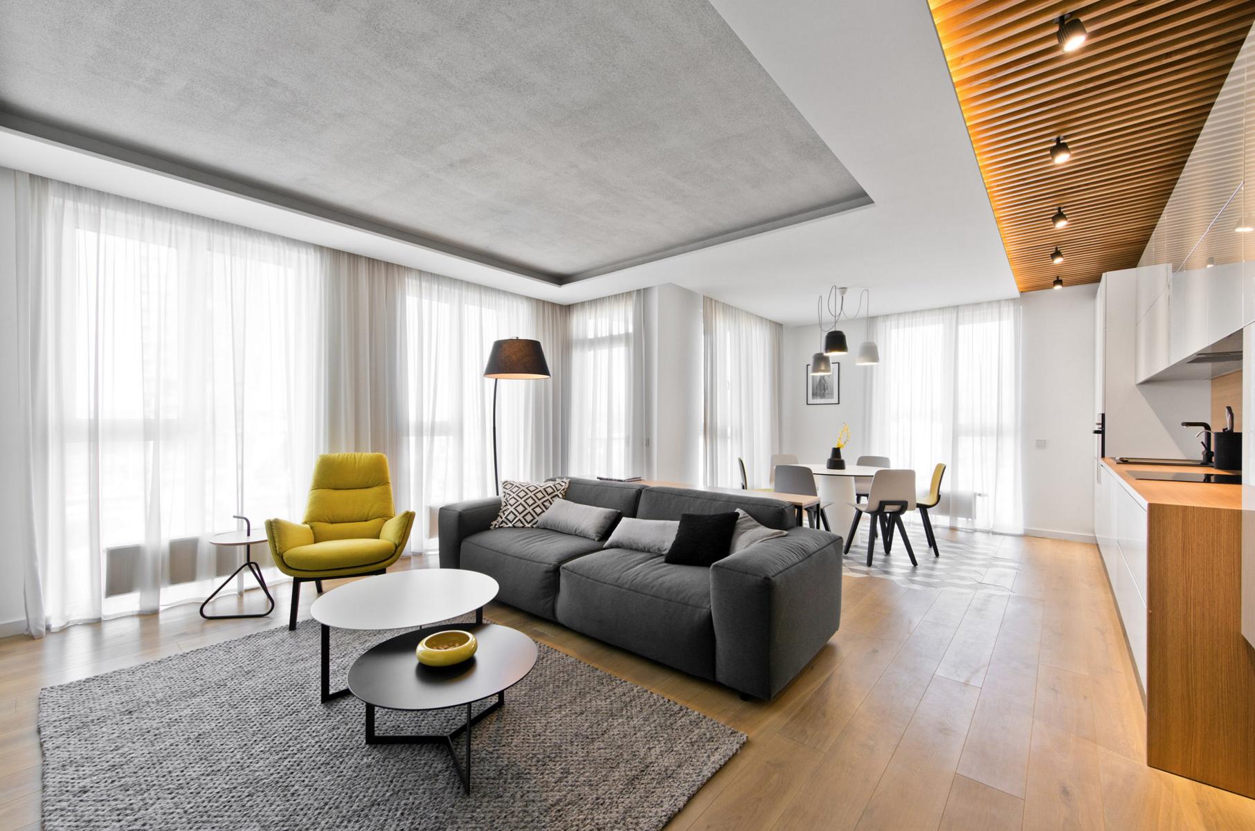 inarch apartment vilnius7 Apartments in Vilnius by Inarch
