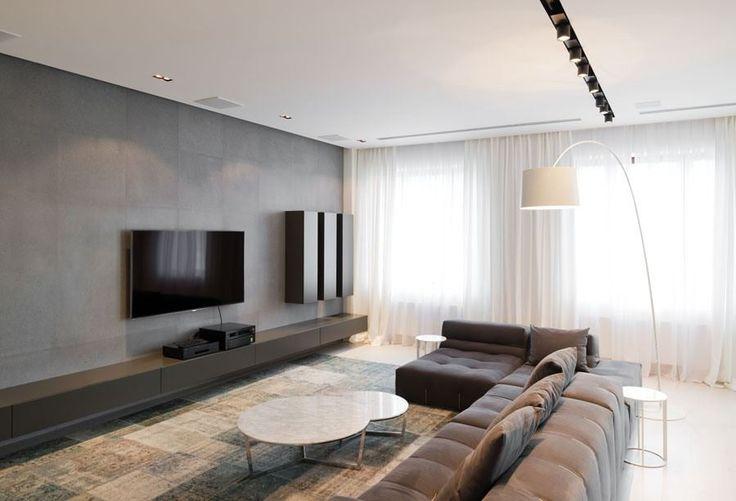 new arbat apartment1 New Arbat Apartment in Moscow