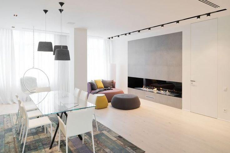 new arbat apartment12 New Arbat Apartment in Moscow