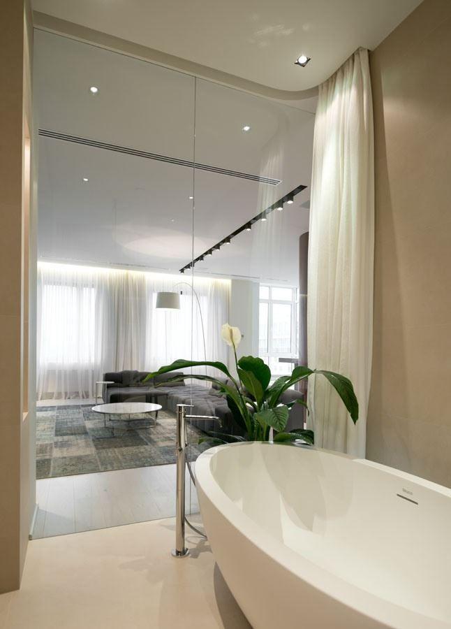 new arbat apartment17 New Arbat Apartment in Moscow