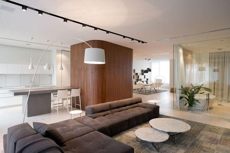 new arbat apartment5 New Arbat Apartment in Moscow