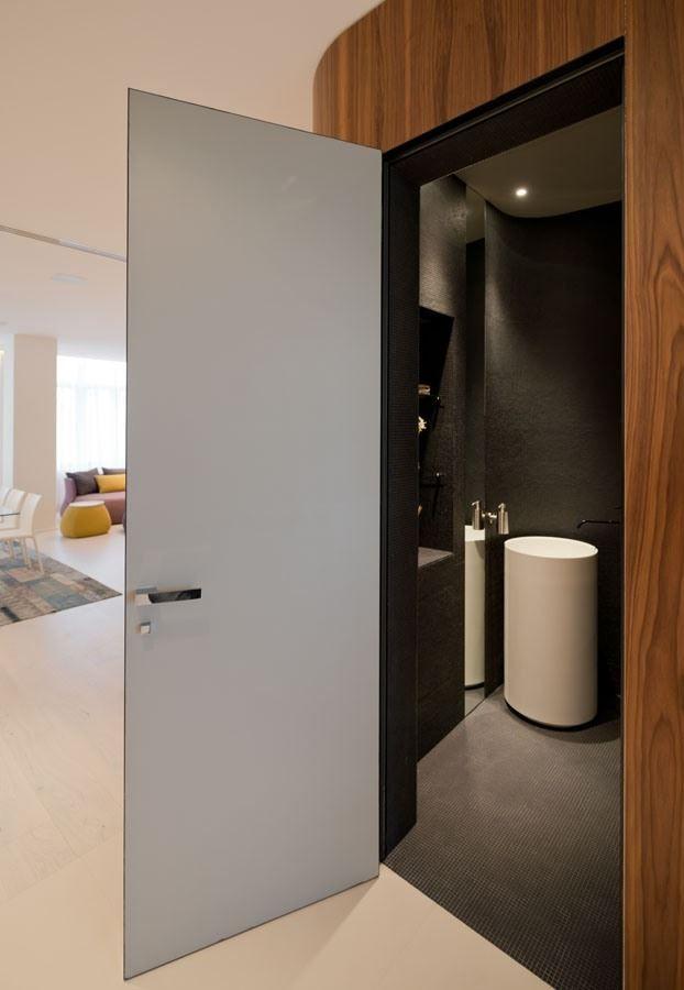 new arbat apartment7 New Arbat Apartment in Moscow