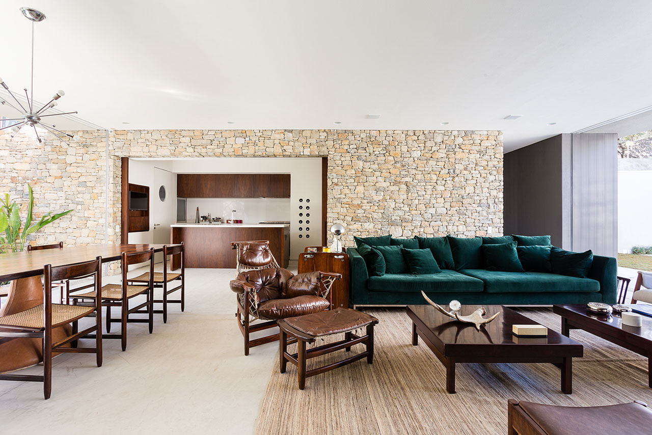 casa lara by felipe hess5 Lara House in Brasil by Felipe Hess