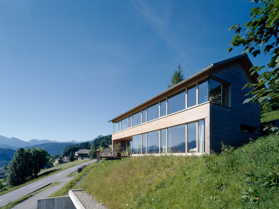 house k by dietrich untertrifaller architecten 1 House K By Dietrich Untertrifaller Architecten