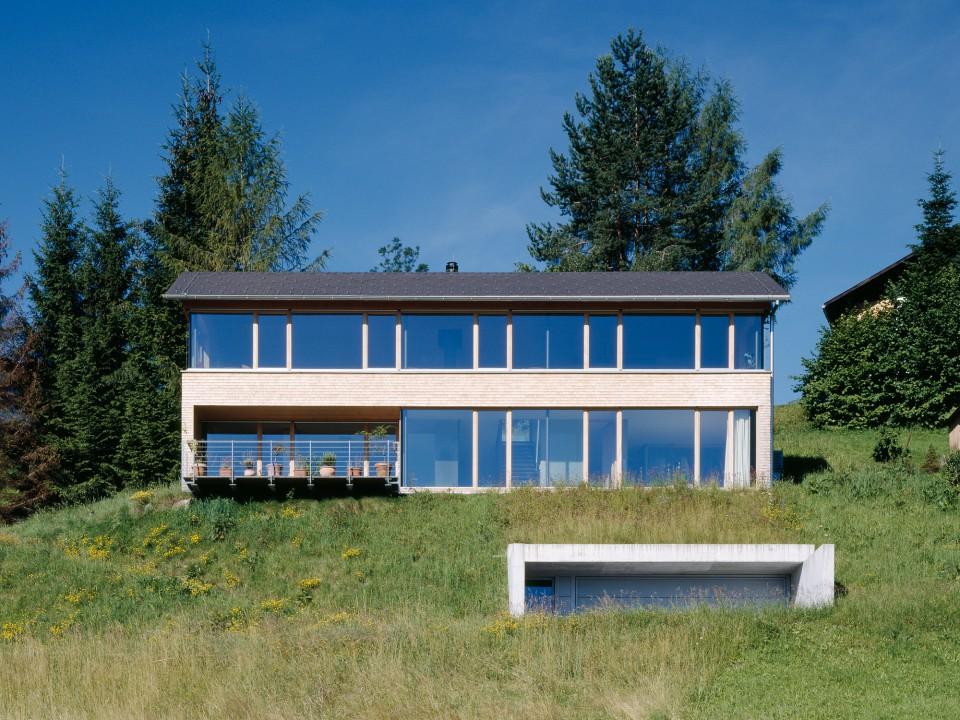 house k by dietrich untertrifaller architecten 2 House K By Dietrich Untertrifaller Architecten