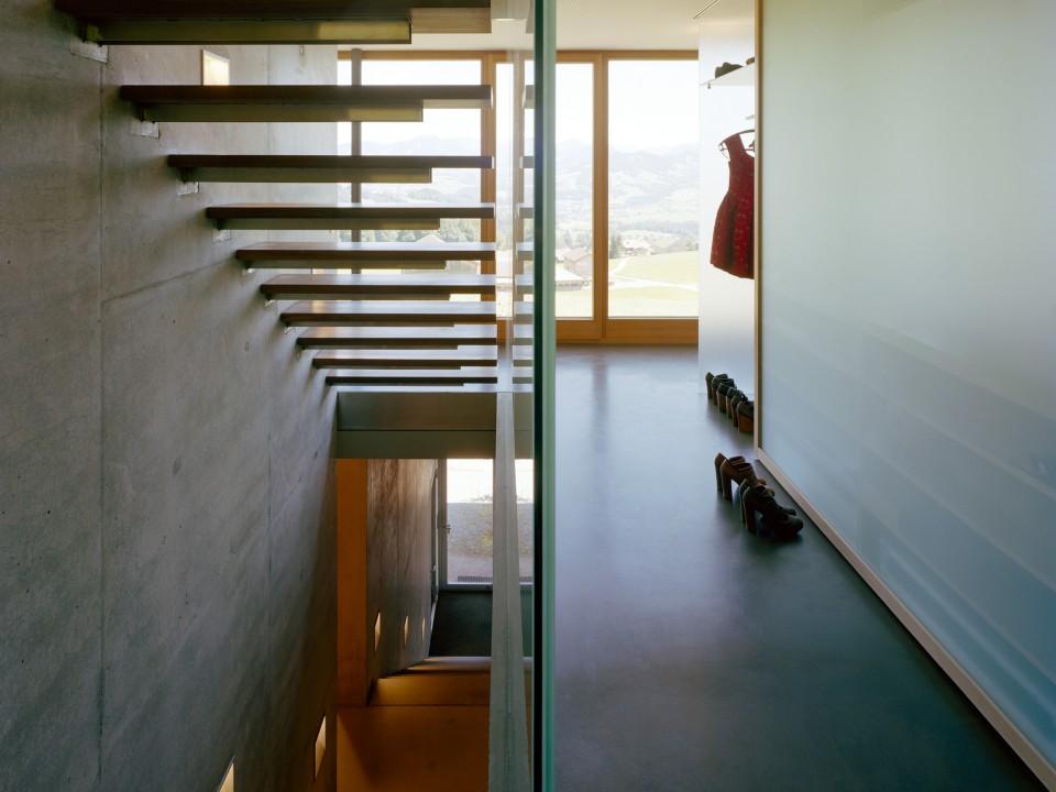 house k by dietrich untertrifaller architecten 4 House K By Dietrich Untertrifaller Architecten