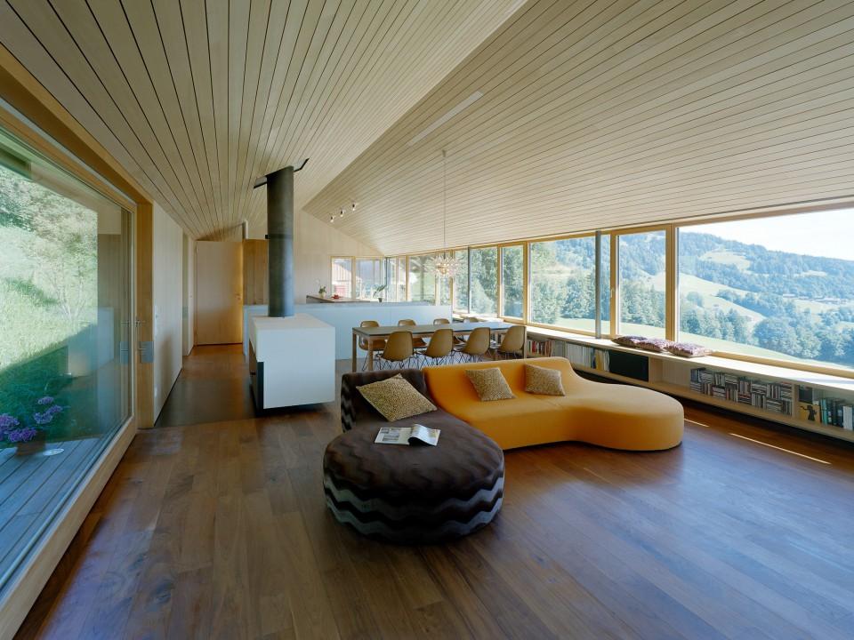 House K By Dietrich Untertrifaller Architecten