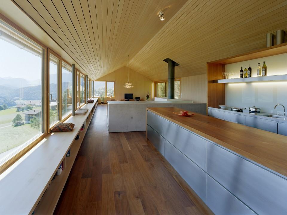 house k by dietrich untertrifaller architecten 6 House K By Dietrich Untertrifaller Architecten