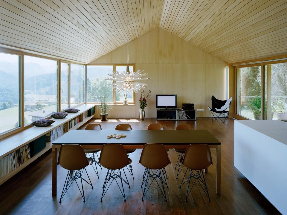 house k by dietrich untertrifaller architecten 7 House K By Dietrich Untertrifaller Architecten