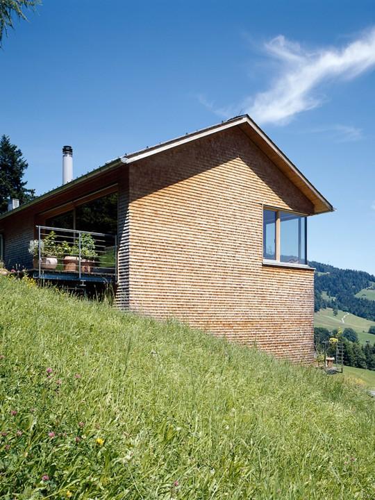 house k by dietrich untertrifaller architecten 8 House K By Dietrich Untertrifaller Architecten