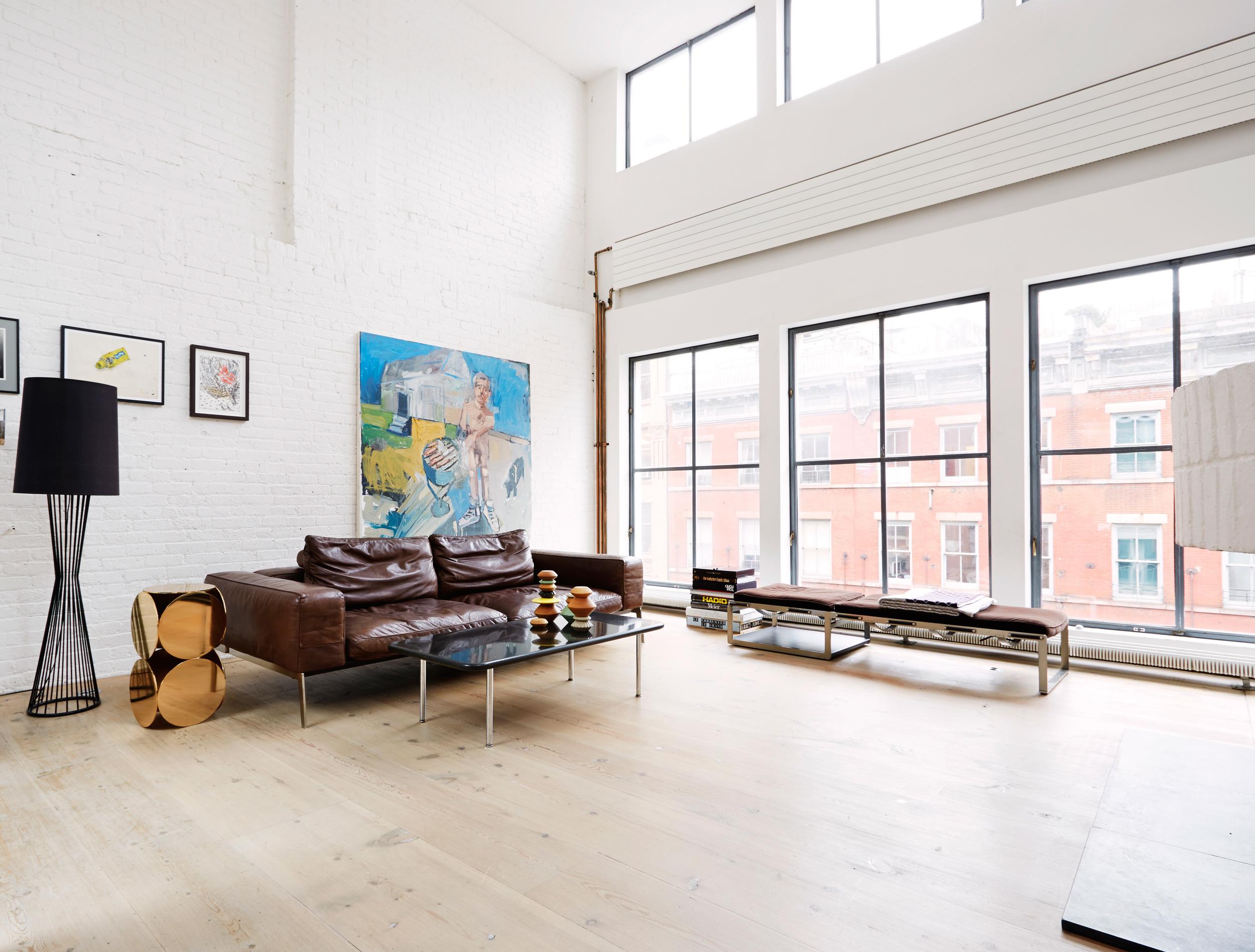 soren rose harrison st 1 Light Mid century Modern in NYC